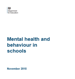 MENTAL HEALTH AND BEHAVIOUR NOVEMBER 2018