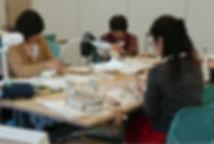 ヴォーグ 刺繍塾