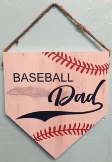 Baseball Dad (Mom)