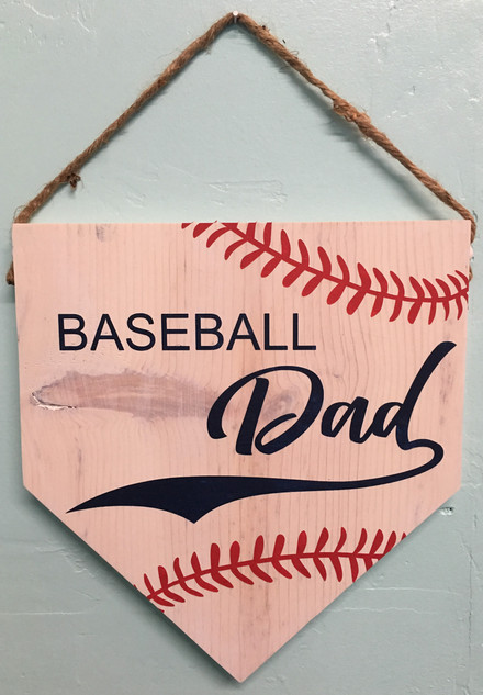Baseball Dad (Mom)