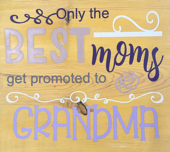 Only The Best Moms (Dads) Get Promoted To Grandma (Grandpa)