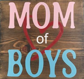 Mom (Dad) Of Boys / Girls