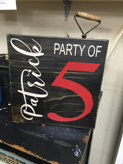 Party Of