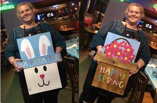 Easter/Spring Reversible