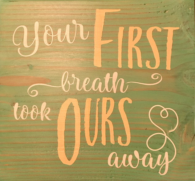 Your First Breath