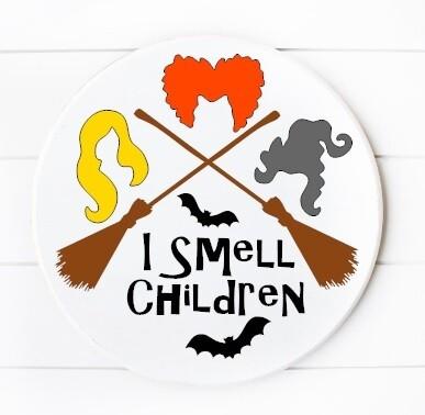 I Smell Children