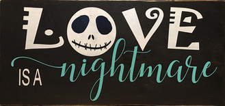 LOVE Is A Nightmare