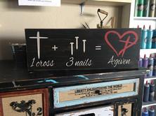 1 Cross + 3 Nails