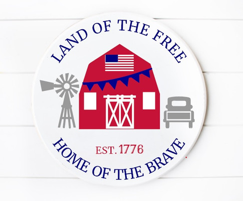 Land of the Free Barn