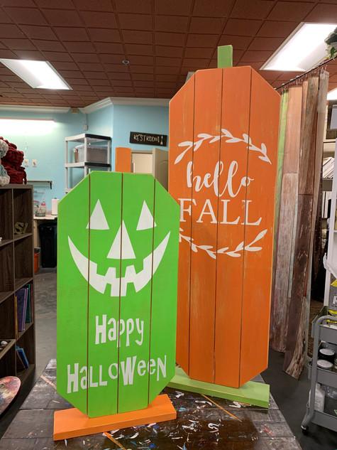 Great Pumpkin / Jolly Pumpkin