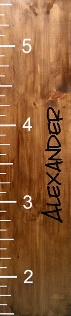 Growth Ruler (Personalized)