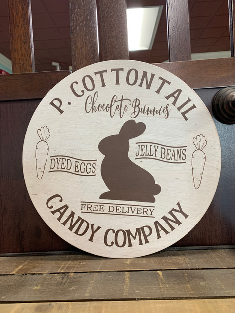 P. Cottontail Candy Company