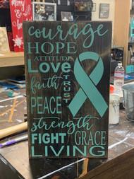 Ribbon Courage