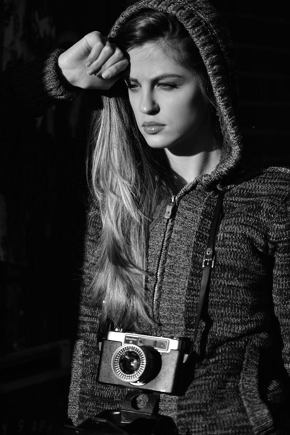 Sofiia Nevezhina - Streetstyle Urban Fashion by Kees Penders