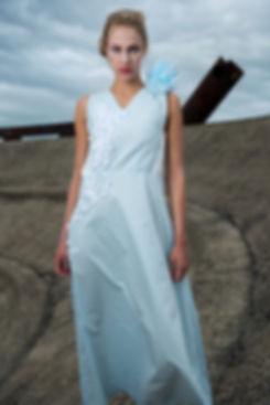 REVERSED FUTURISTIC editorial for Sheeba Magazine - Seline Wong Design