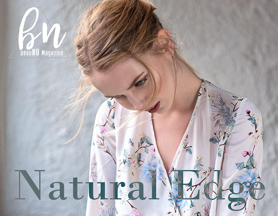 Natural Edge editorial BeaNU Magazine Lisa Kars Nur Ozkan