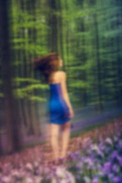 BLUE with Sofiia Nevezhina
