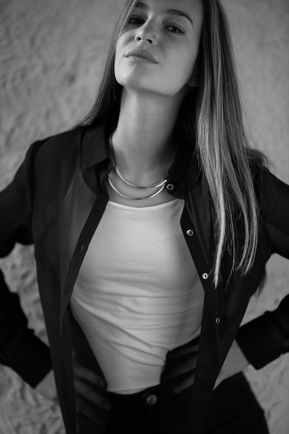 Janine - Seine Models - Polaroids