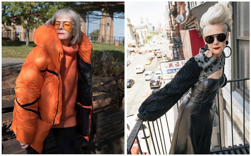 Fashionistas over fifty