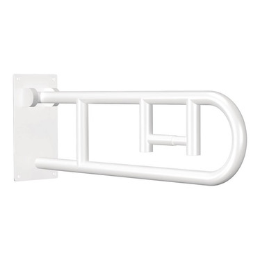 Fold down toilet paper holder -  By The Best Home Guys of Wichita, KS