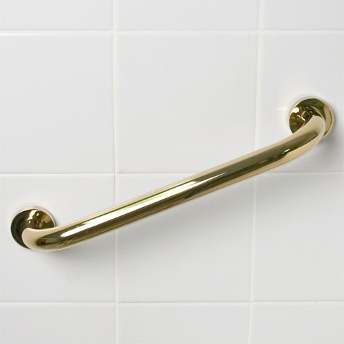 Gold-tone Grab Bar -  By The Best Home Guys, Wichita, KS