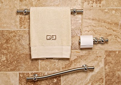 Decorative Grab Bars - By The Best Home Guys of Wichita, KS