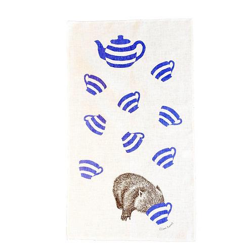 cuppa tea towel