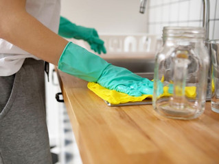 How to deep clean your home – and your clothes – to help ward off Coronavirus