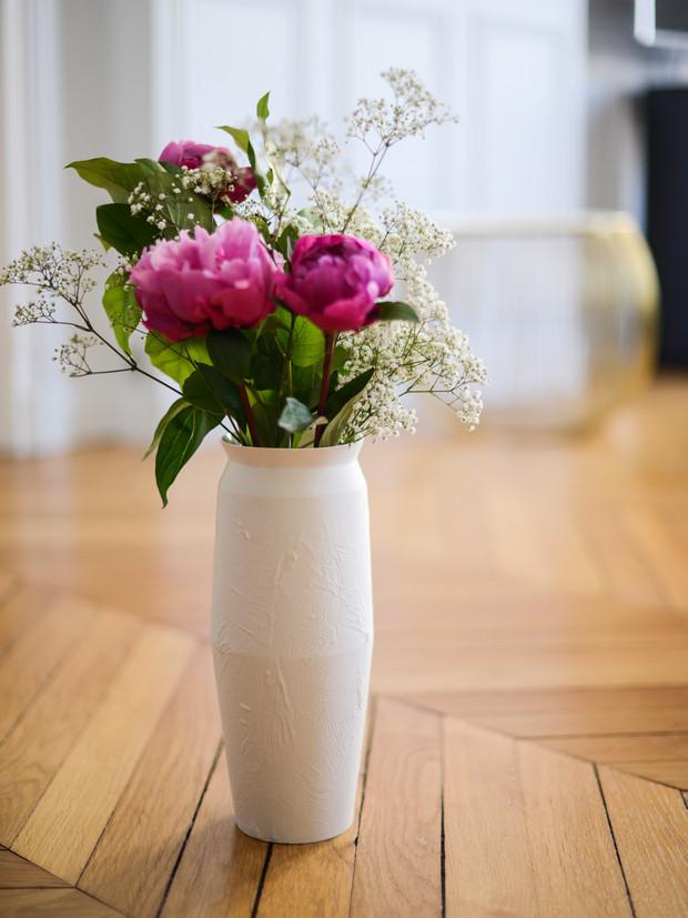 Grand vase angle