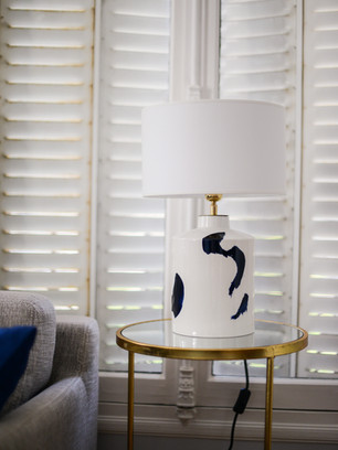 PILAR CALLIGRAPHIE LAMPE / LAMP