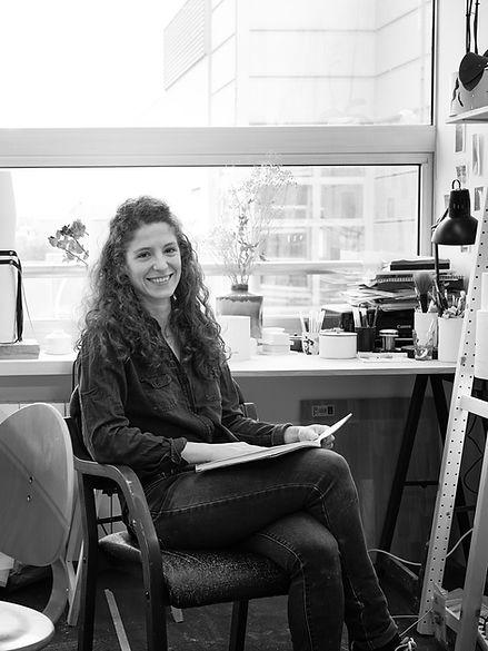 Céline Salomon - Atelier Zû - Crédit photo _ Thomas Appert