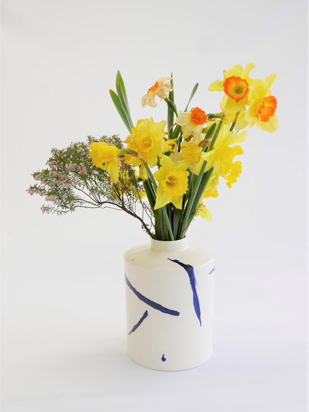 Vase Pilar Calligraphie Finesse
