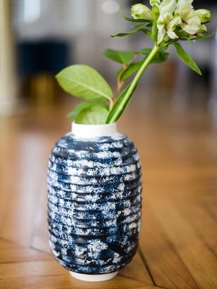 Vase Lampion Tempête