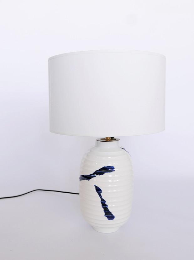 LONG CALLIGRAPHIE LAMPE / LAMP