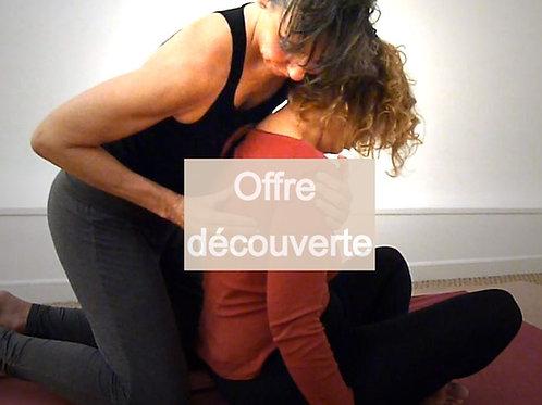 Offre découverte massage thaï Avignon