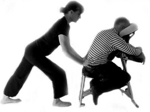 Massage assis pour événements Avignon