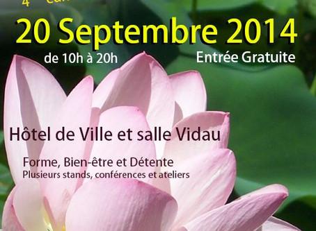Salon du bien-être à Cavaillon le 20 septembre