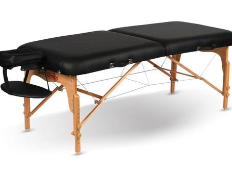 Mon choix de table de massage