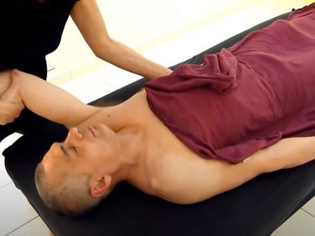 Vidéo de présentation de mes séances massage près d'Avignon