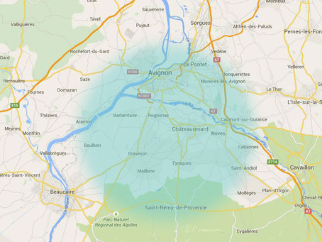 Massage à domicile entre Avignon et Saint-Rémy de Provence