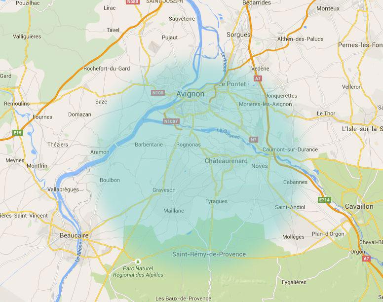 Massage à domicile Avignon Saint-Remy de Provence