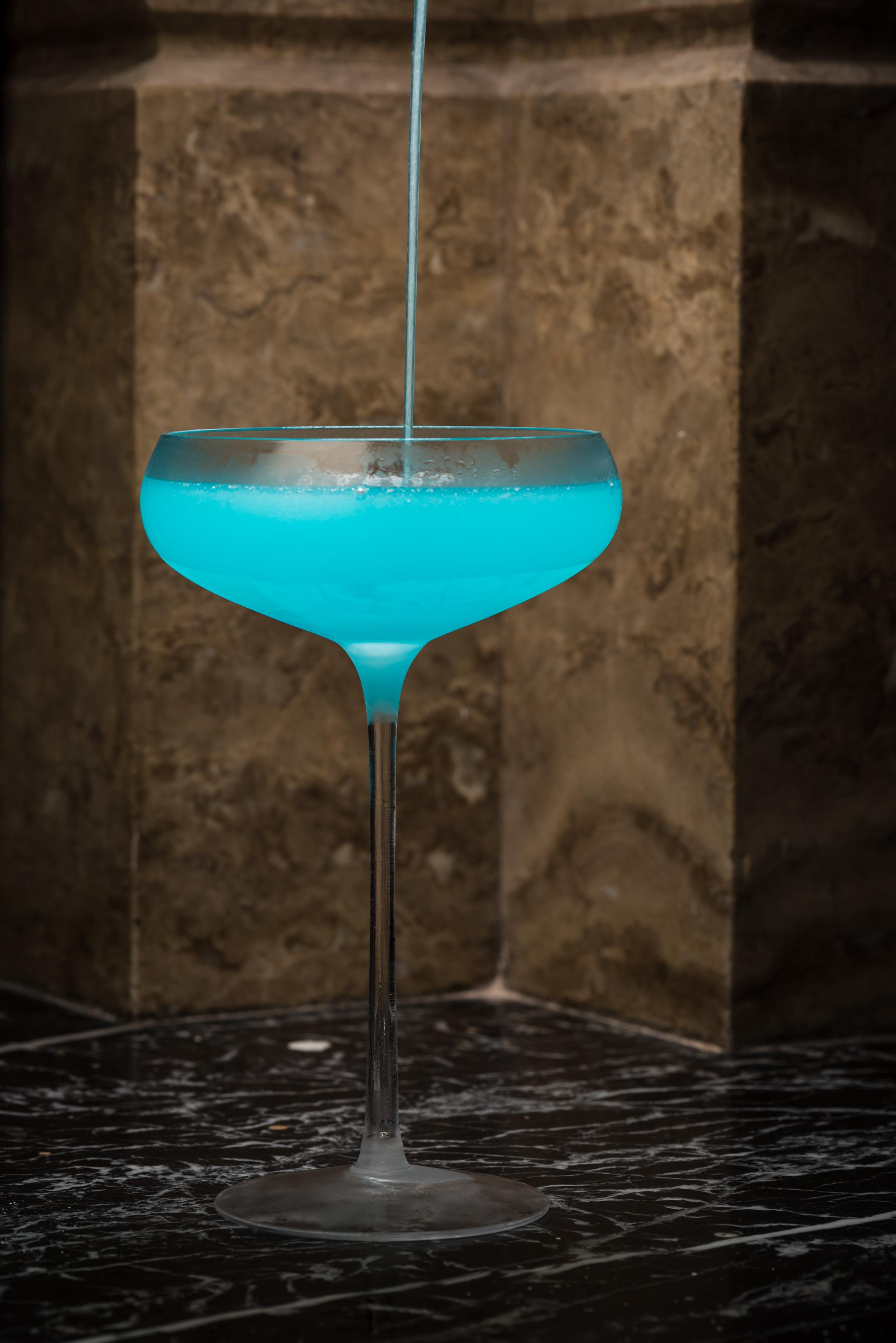 Corpse Reviver Bleu