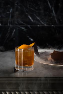 Golden Liberty Cocktail