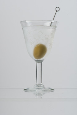 Martini and Olives