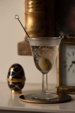 Martini Olive