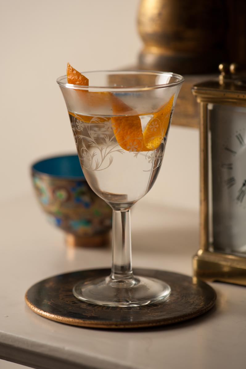 Martini Orange Twist