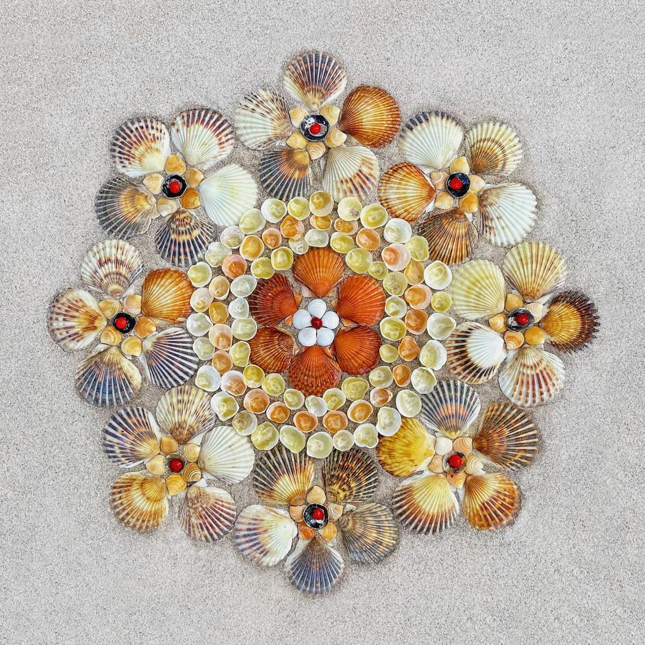 Spring Blossom Mandala