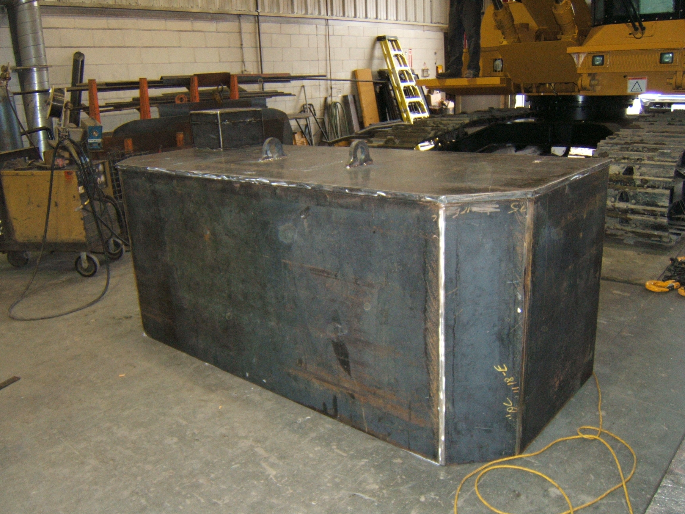 Fuel Tank Fabrication