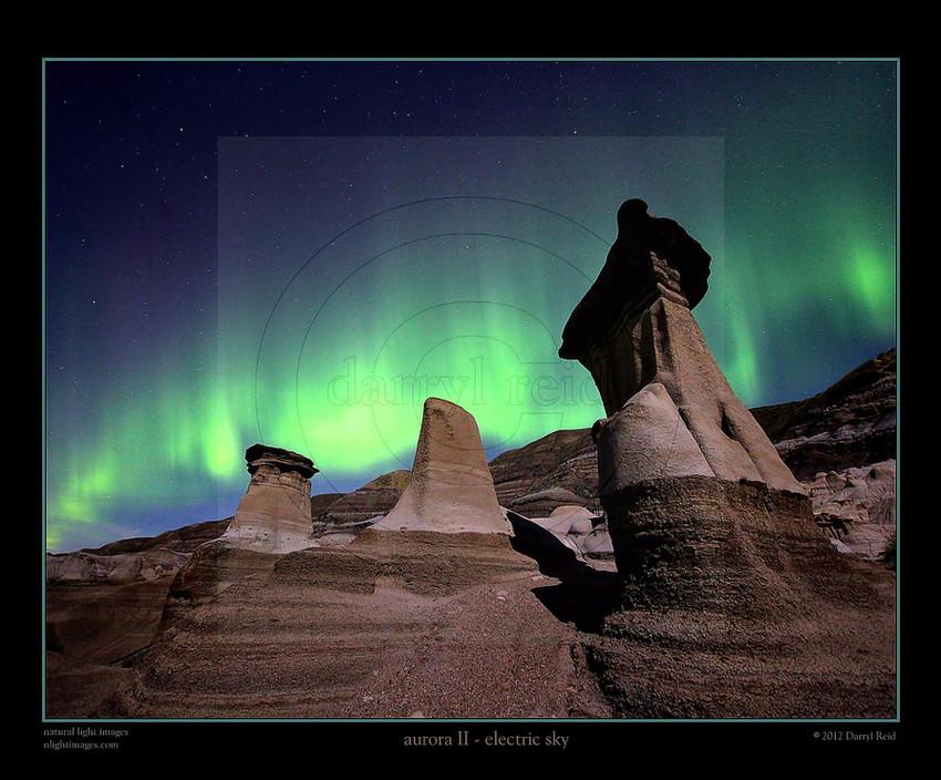 aurora II - electric sky