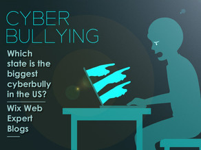 Which state is the biggest cyberbully in the US? | Wix Web Expert Blogs